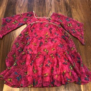Size 8-9 I Love Gorgeous Chiffon Dress